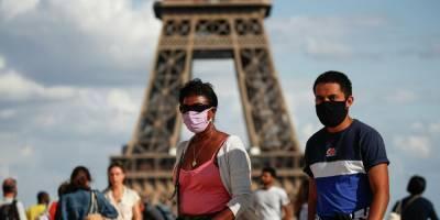 Франция первой в Европе пересекла отметку в 2 млн заражений коронавирусом
