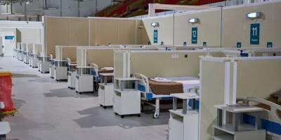 """""""Лучше, чем в бизнес-классе самолета"""": как в лечат от коронавируса в московских госпиталях"""