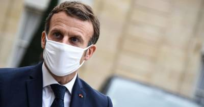 Макрон анонсировал смягчение антикоронавирусного карантина во Франции