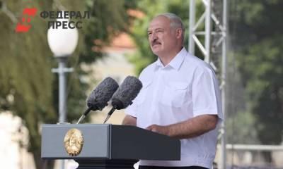Лукашенко признал ошибки властей