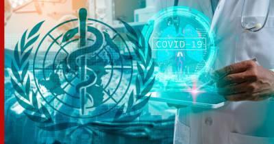 В России дали новый прогноз по спаду заболеваемости COVID-19