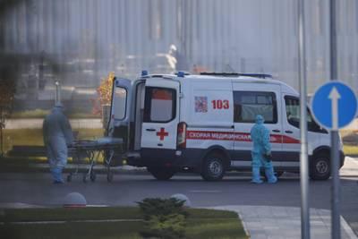 В России выявили 36 339 новых случаев коронавируса