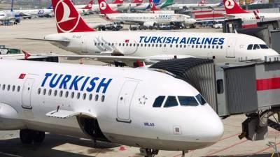 Россия планирует закрыть авиасообщение с Турцией уже с 12 апреля