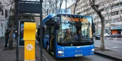 В Грузии из-за стремительного роста количества случаев распространения коронавируса остановили работу транспорта