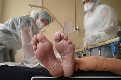 В Роспотребнадзоре заявили о снижении заболеваемости COVID-19 в десяти регионах