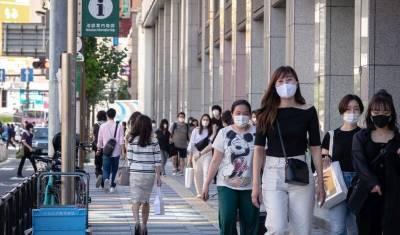 Суточный прирост заболевших в Токио впервые с начала пандемии превысил 4 тыс. человек