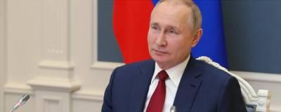 Путин допускает свой уход на карантин из-за заражения ковидом людей из окружения